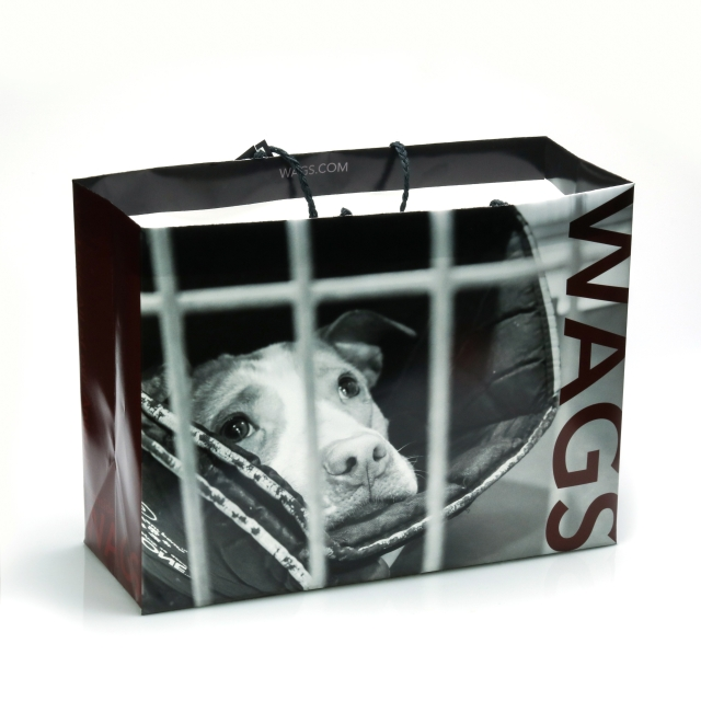 WAGS Shopping Bag Promotional
