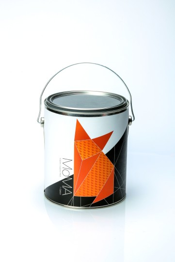 """Vulpes Vulpes Red"" Paint Can"