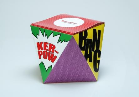 """Rocket Fizz"" Candy Box"
