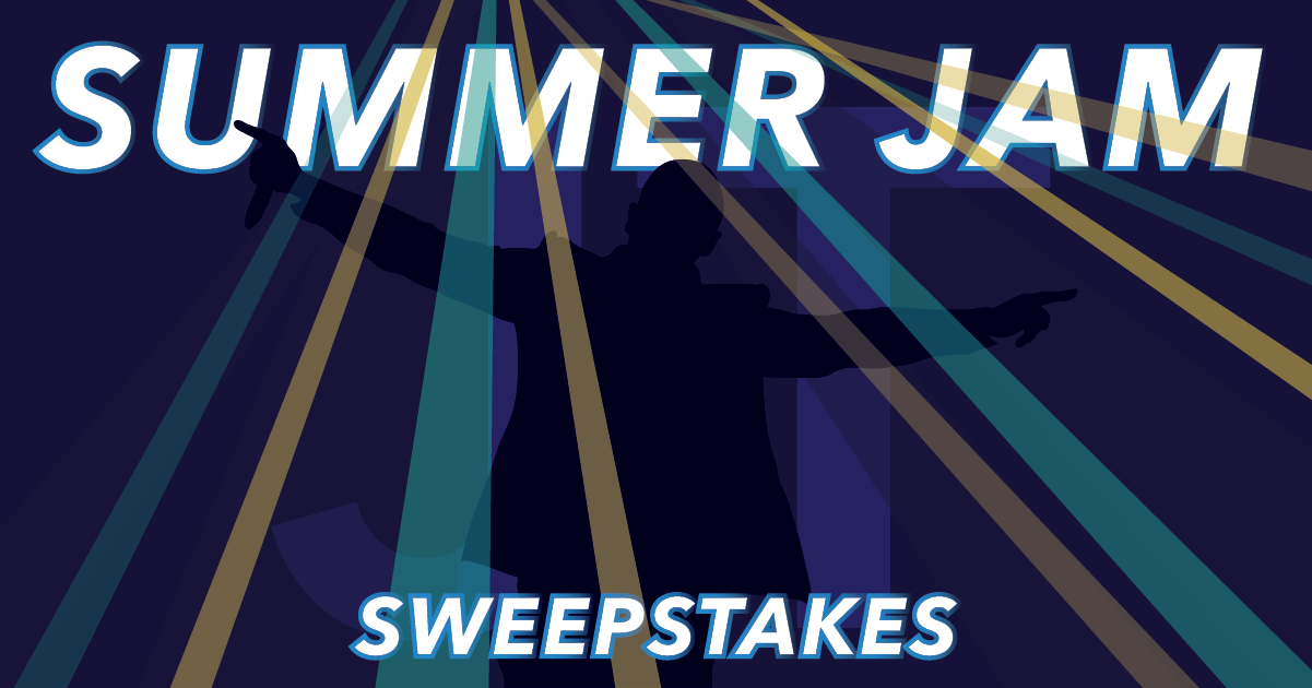 Summer Jam Sweepstakes
