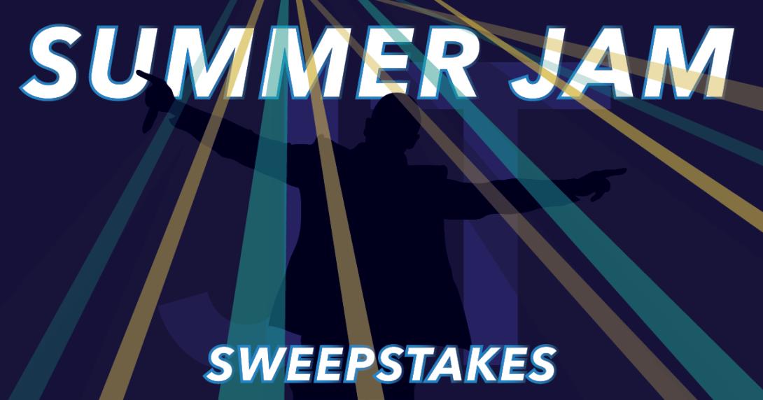 Summer Jam Sweepstakes