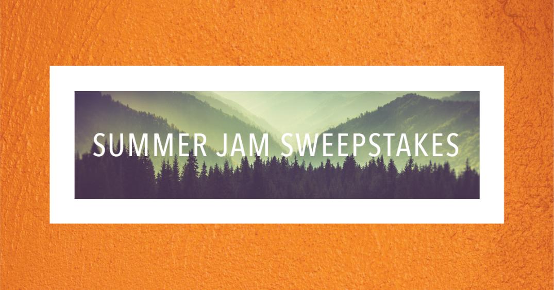 Summer Jam Sweepstakes V2